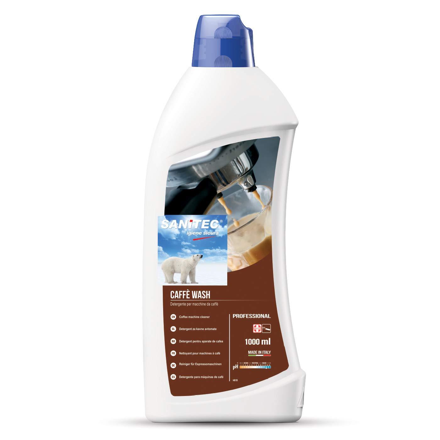 sanitec 2160-s limpiador Alcalino para máquinas: Amazon.es: Industria, empresas y ciencia