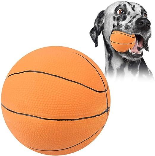Squeak Perro de látex Juguete pequeño Perro Fútbol Baloncesto ...