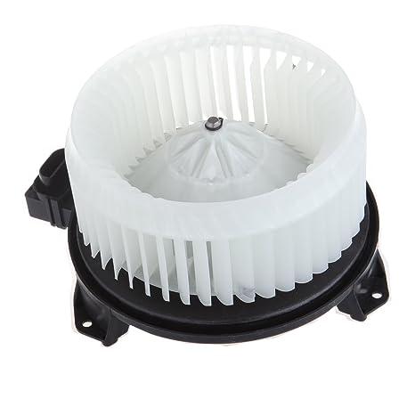 eccpp ABS plástico calentador soplador ventilador Motor w ...