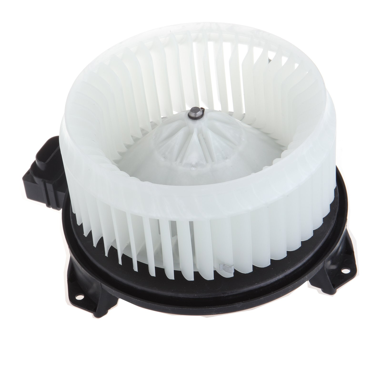 HVAC Plastic Heater Blower Motor ABS w/Fan Cage ECCPP for 2007-2013 Acura MDX/2007-2012 Acura RDX/2009-2013 Acura TL/TSX