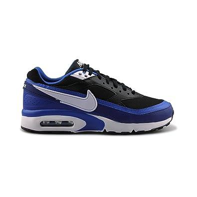 on sale ae430 a2037 Nike Mens air max bw (gs) Running Shoes, (BlackWhite-