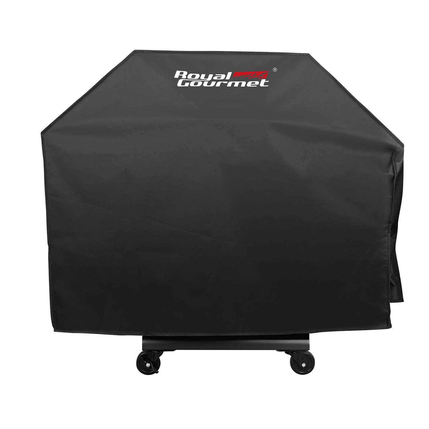 Royal Gourmet BBQ Grill Cover with Heavy Duty Waterproof Polyester Oxford, Small 47-Inch for Weber, Char Broil, Brinkmann by Royal Gourmet