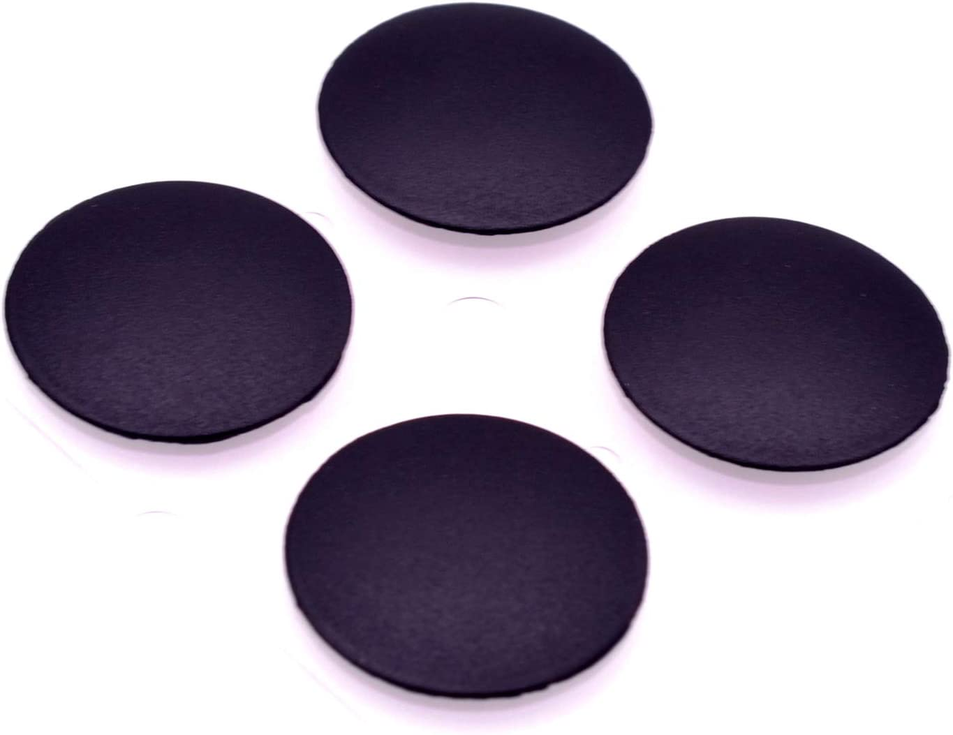 """Deal4GO 4-Pack Bottom Sticky Rubber Feet Pads Replacement for MacBook Pro A1278 A1286 A1297 13"""" 15"""" 17"""" Bottom Case Plastic Foot Pad"""