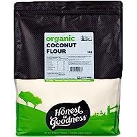 Honest to Goodness Organic Coconut Flour, 5 kg