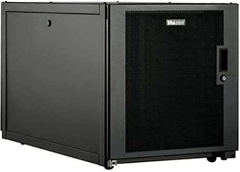 Amazon Com Panduit Rack Cabinet Black 12u Office Products