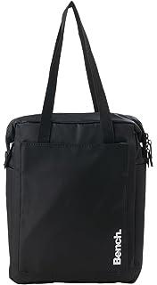 d9dd8f033c100 Bench BROADFILD SHOPPER Shopper damen Schwarz Shopper Einkaufstasche