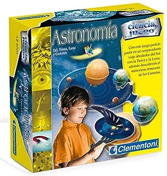 Ciencia ClementoniAmazon esJuguetes Astronomia Juego Y Juegos NPO80nwXZk