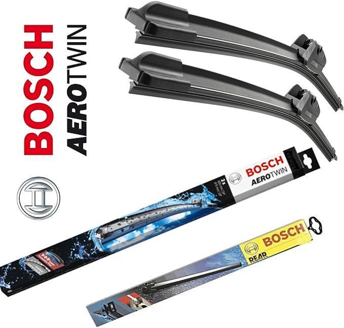 3x Scheibenwischer Vorne Hinten Bosch Aerotwin B Aero A432s 3397004990 Auto