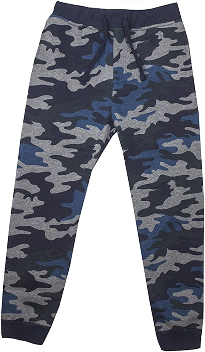 Get wivvit Ejército Niños Camuflaje Correr Pantalones Pantalón ...