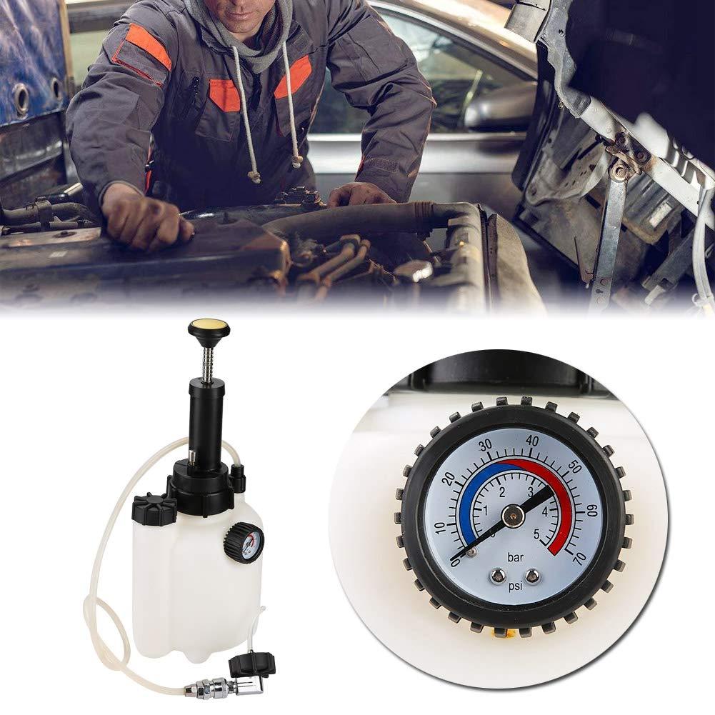 Bremsenentl/üfter 3 l manuelle Bremskupplung Fluidentl/üfter Entl/üfter Vcuum /Ölwechsel Ausr/üstung Kit f/ür Autos
