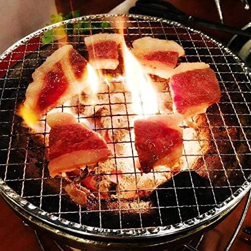 Barbecue Net Léger Cuisson Usage Jetable Grill En Acier Inoxydable Outil Pique-Nique En Plein Air Résistant À La Chaleur Remplacement Pratique Maison Sécuritaire Forme nde