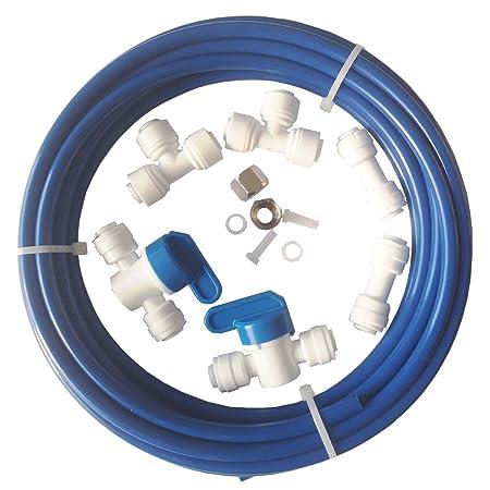 Malida Ro agua sistemas icemaker-kit-1 - 4 Malida Ro agua heladera ...