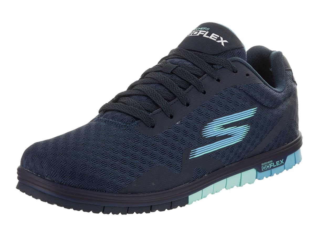 490204ab56c42 Skechers Performance Go Mini Flex-14006 Women's Sneaker 6. 5 B(M) US Navy:  Buy Online at Low Prices in India - Amazon.in