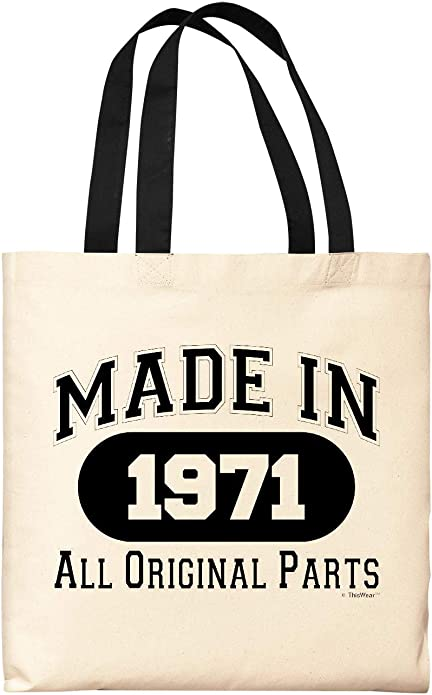 Birthday Tote Bag Made In 1999 Graffiti Paint Splatter 19 Years Old