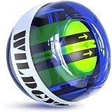 スナップボール パワーボール オートスタート機能 i-FSK 手首 握力 筋トレ 腕力 筋トレ器具 LED発光 野球 前腕強化 握力 自動回転モデル トレーニング ストレス解消