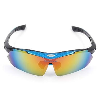 AnazoZ Gafas Protectoras Deporte Gafas de Montar Gafas Polarizadas Gafas de Alpinismo Gafas de Pesca Gafas