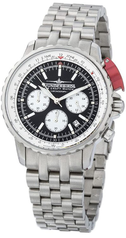 Thunderbirds FightingSteelPro Chronograph 1052-02-01-S52