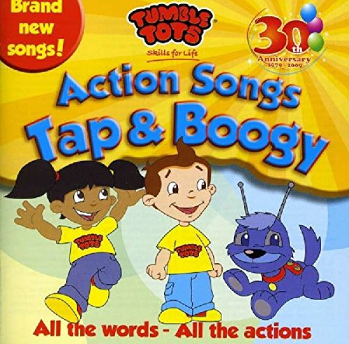 - Action Songs: Tap and Boogie