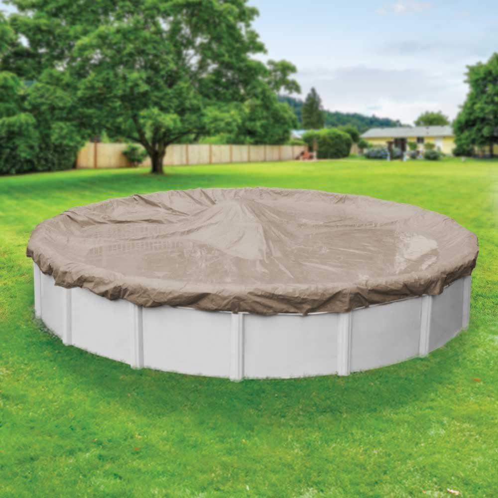 Amazon.com: Cubierta para albercas de superficie de Pool ...