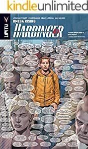 Harbinger Vol. 1: Omega Rising (Harbinger (2012- ))