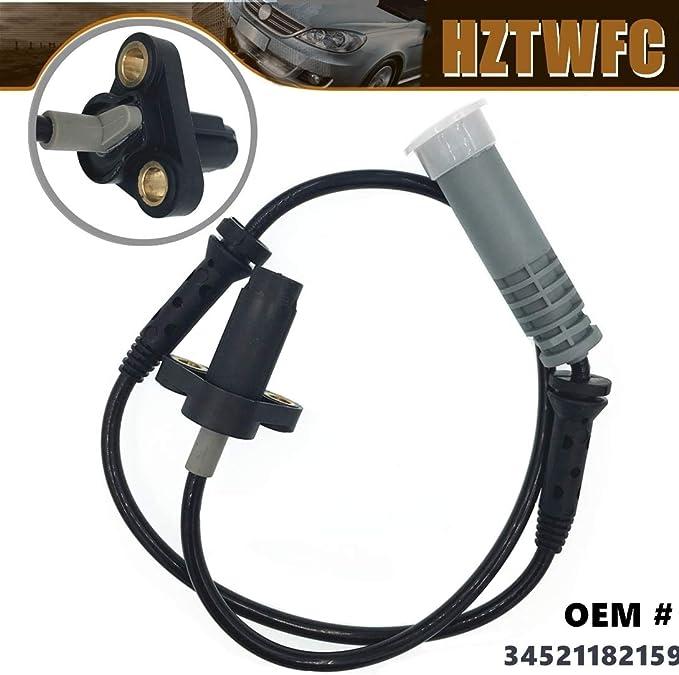 Hztwfc Abs Geschwindigkeitssensor Vorne Links 34521182159 Oem 520i E39 528i 540i 1997 1998 Auto