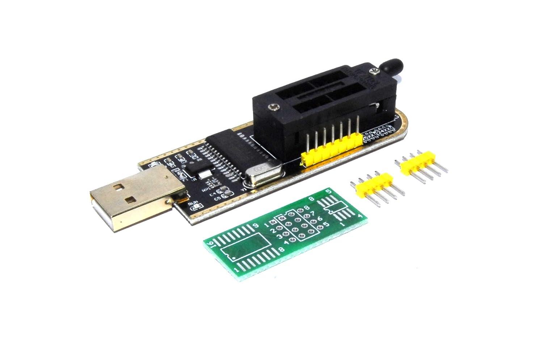 Ch341a Usb 24xx 25xx Series Programmer Eeprom Bios Flash Chipsatz Gewerbe Industrie Wissenschaft