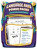 Language Arts Power Packs, Grade 2, Carson-Dellosa Publishing Staff, 0768235626
