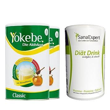 Amazon Com Sanaexpert Yokebe 21 Day Diet Pack Double Pack Yokebe