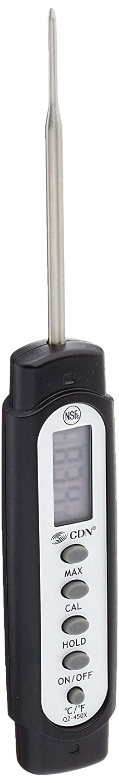 CDN Q2-450X Heavy Duty Thin Tip Thermometer