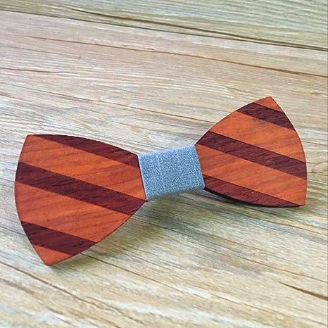 DYDONGWL Corbata Fina Hombre,Moda Cuello Desmontable para Hombre ...