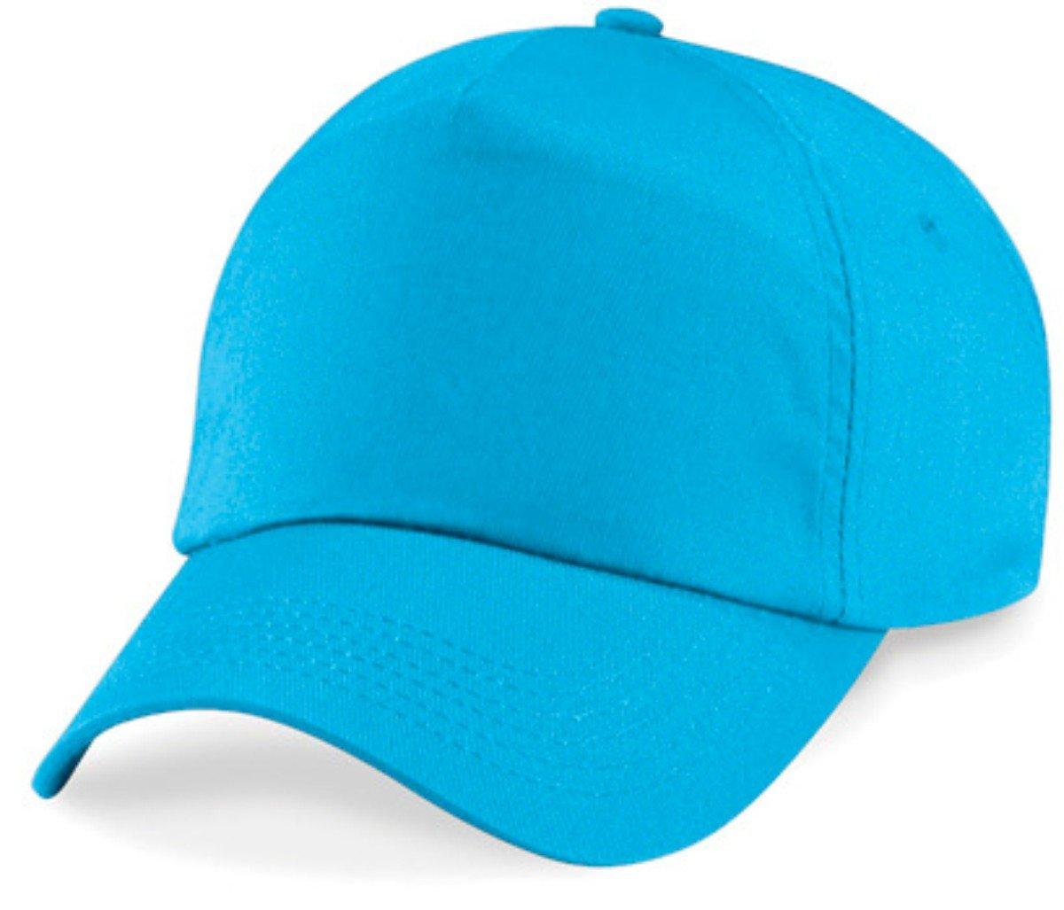 Shirtinstyle Basecap Cap 5 - Gorra unisex con cierre de velcro rojo rojo CAP10X001Rot