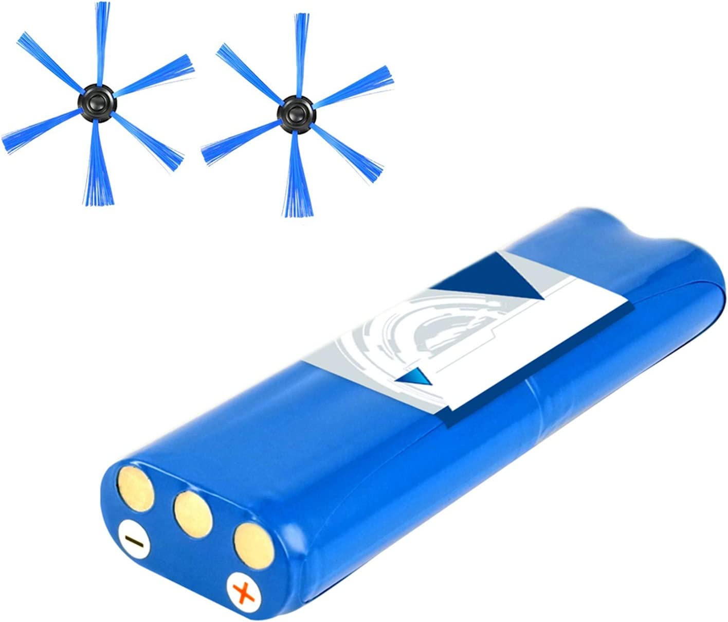 TOOGOO Cepillo Lateral de BateríA de Iones de Litio de 14.8V 2800Mah 18650 para Aspiradora Robotics Aspiradora Fc8820 Fc8810: Amazon.es: Hogar
