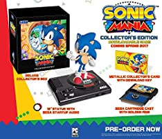 SONIC MANIA COLLECTOR'S EDITION - SWITCH