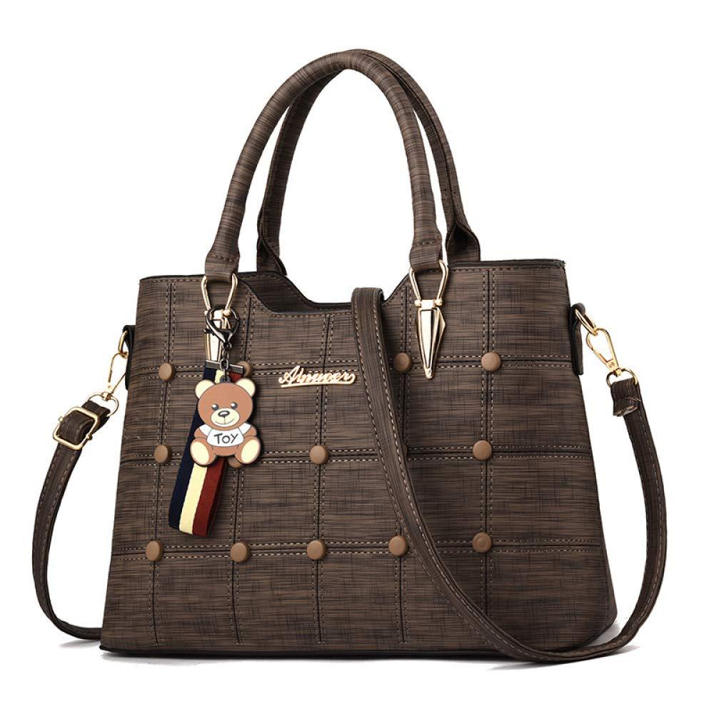Big Capacity Card Pendant Travel Shopping Handbag New Ladies Shoulder Bag