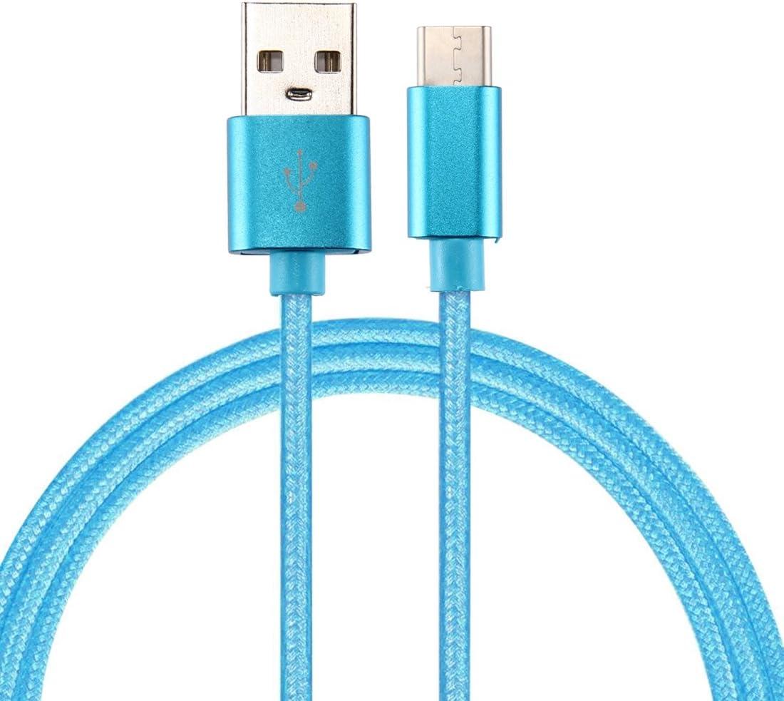 Cable USB USB a USB-C/C-Tipo de sincronización de Datos Cable de Carga, la Longitud del Cable: 50 cm, for la Galaxia S8 y S8 + / LG G6 / Huawei P10 y P10 Plus/OnePlus 5 / Xiaomi Mi6 & MAX 2 / y OT