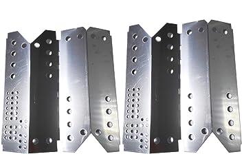 rev4332hp (lote de 2) placas de calor de acero inoxidable ...