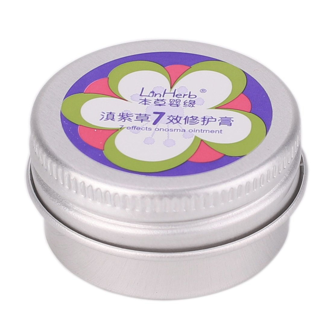 Zelta Healing Ointment 7 Effects Onosma Ointment Baby Skin Care Instant Relief Insect Bite & Sting Treatment Cream Soothing Balm Tin, 0.4oz