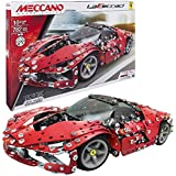 """Meccano 6032900 """"Ferrari La Ferrari"""" Building Set"""