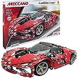 Meccano - LaFerrari Vehicle Model Building Set, 782 Pieces, For Ages 10+, STEM Construction Education Toy
