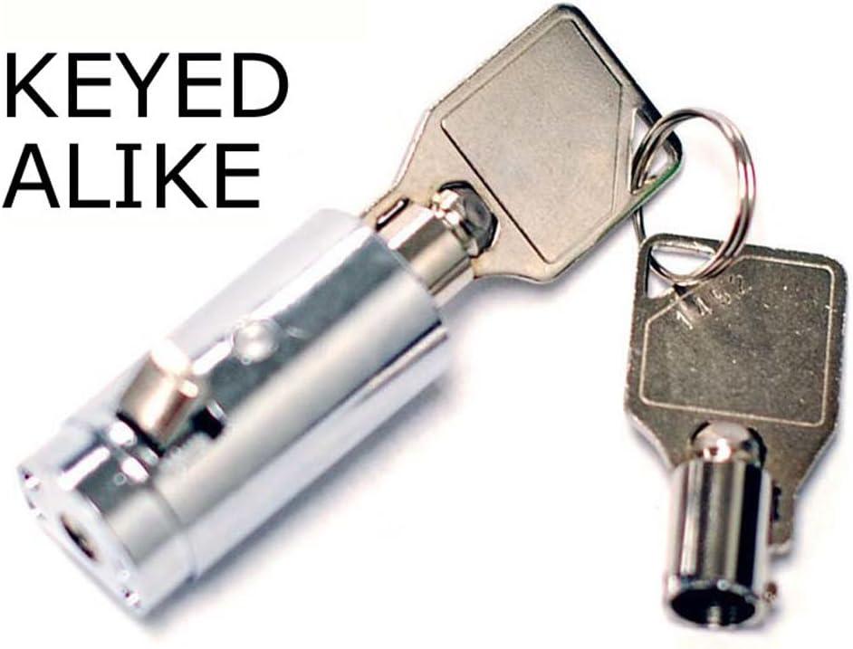with RED KEY COVERS Pepsi Soda Machine Vending Lock and Keys NEW Locks