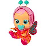Cry Babies Butterfly Pajama for Doll, Pink