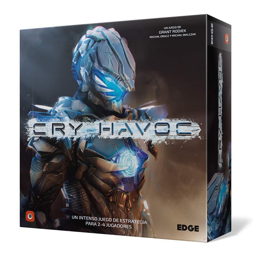 Edge Entertainment- Cry Havoc (Edge Entertaiment EEPGCH01): Amazon ...