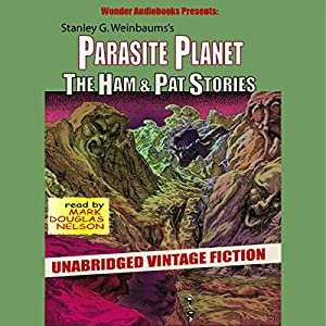 Parasite Planet Audiobook