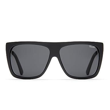 339d0576565 Quay Australia OTL II Women s Sunglasses Oversized Square Sunnies -  Black Smoke