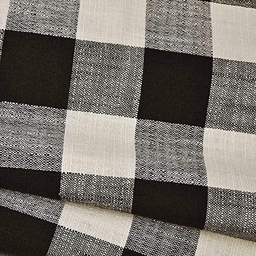 - eLuxurySupply Fabric by The Yard - 100% Polyester Upholstery Sewing Fabrics - Blake Raven Pattern