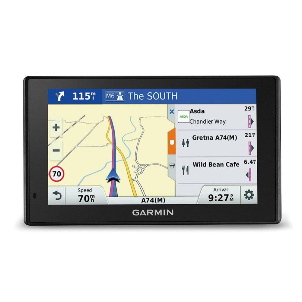 Garmin Drive Smart 51 LMT-S Navigationssystem (einzelne Länder), 010 ...
