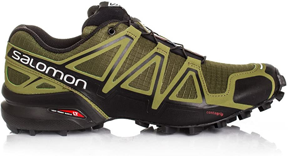 Salomon Speedcross 4 Gore TEX Chaussure Course Trial AW18 46