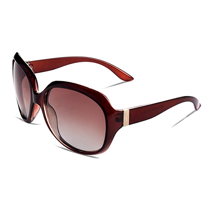 833fefa39b GQUEEN Gafas de Sol Clásicas Polarizadas Extragrandes para Mujer - Gafas  UV400 MOE7: Amazon.es: Ropa y accesorios