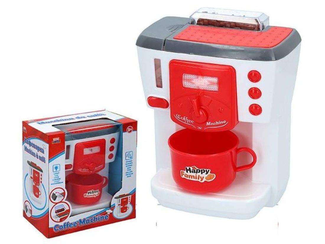 Color Baby Cafetera Electrica 20,7x11,5x22cm: Amazon.es: Juguetes ...