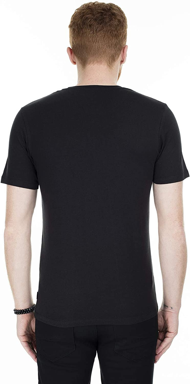 Jack /& Jones Jcogeek tee SS Crew Neck Fst Camiseta para Hombre
